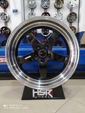 Velk Import Mobil Avanza Ring 20 HSR AVENGER R20 Lobang 5x114,3