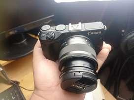 Canon Eos M3 Mirrorless