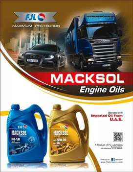 Need Sales Man/Women For Engine Oil Distribution