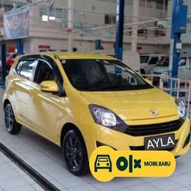 [Mobil Baru] PROMO RAMADHAN DAIHATSU AYLA FREE ADMIN & PPNBM 0%