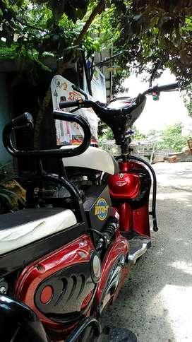 Sepeda listrik vita-t series bezuty super