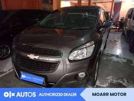 [OLXAutos] Chevrolet Spin 1.2 LT Bensin M/T 2013 Abu #Moarr Motor