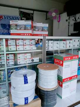 Melayani pemasangan &penjualan paketan CCTV komplit murah