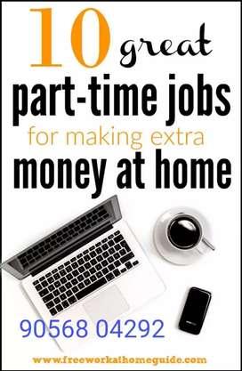 Do work from home & start earning