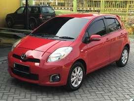 Toyota Yaris J 2013 Automatic Harga Cash