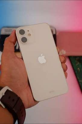 Iphone 12 mini 128gb White TAM