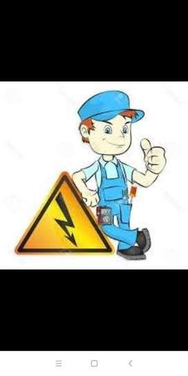 Instalasi dan perbaikan listrik