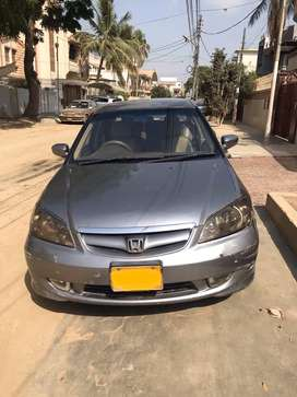 Honda Civic Exi Prosmetic for sell