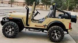 Varindavan jeep and jipsy modification