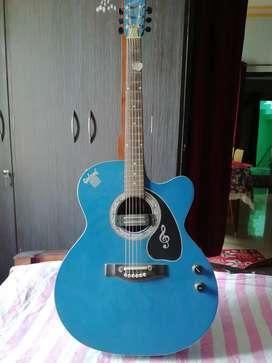 Acrostic guitar