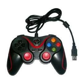 Stik PS/PC - JOYSTICK PC Gamepad/Game Pad Double USB X-Tech Inferno