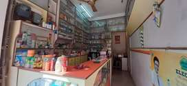 Furnished medical shop for sale near dakshin para, Barasat