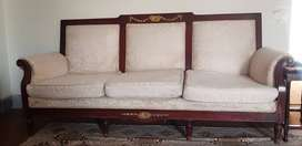 3Sofa Set with Tables