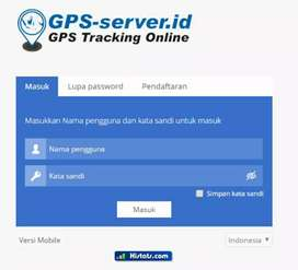 GPS TRACKER wetrack, alat pantau kendaraan yg sangat akurat