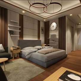 Studio PALING LUAS DI JOGJA 34 Meter,MURAH MEWAH Mataram City DI JOGJA