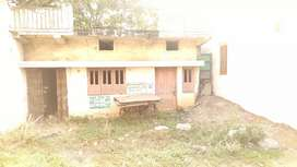 This is old constructed property facing talab view