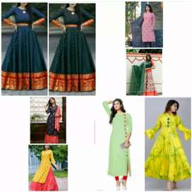 Kurti is available