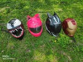 Bike's helmet