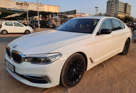 BMW 5 Series 520d Luxury Line, 2019, Diesel
