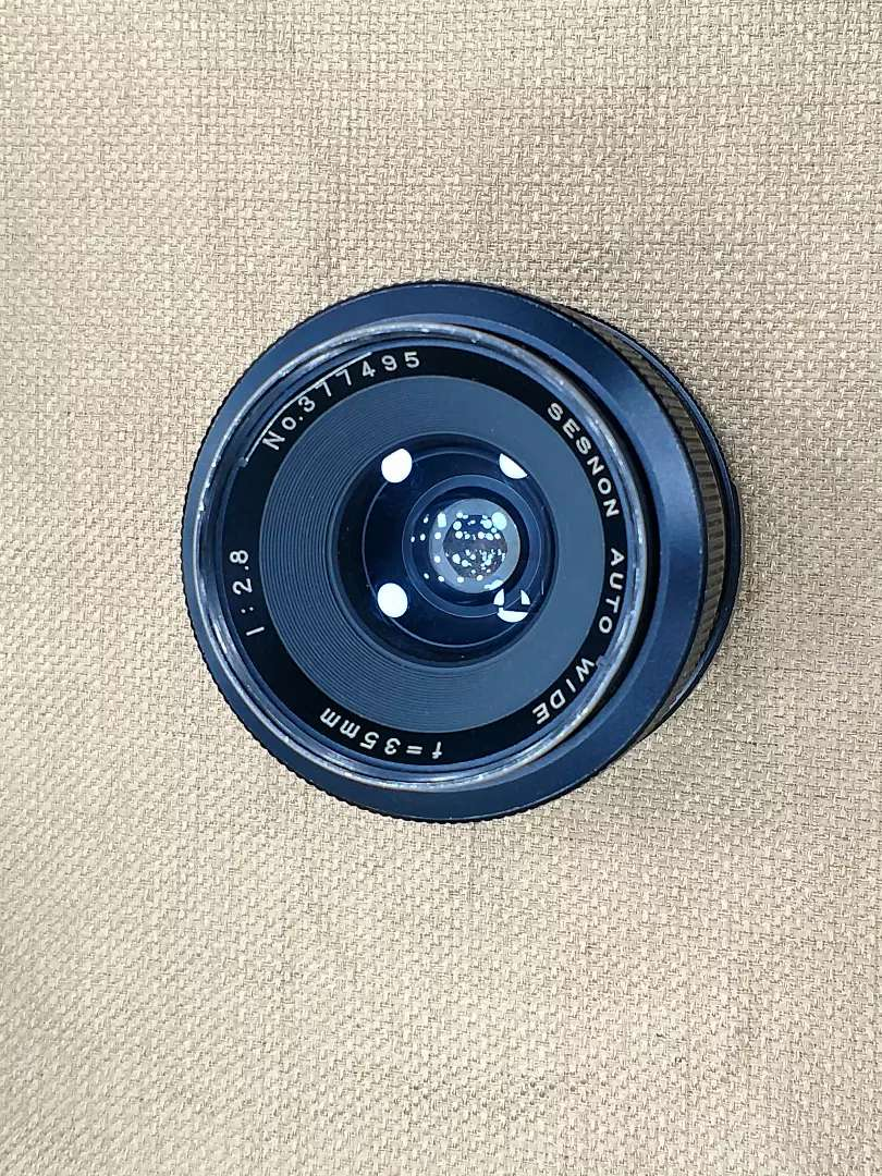35mm f2.8 lens for canon and sony 0