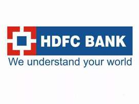 Urgent Hiring in HDFC Bank driver's collection security guards