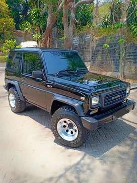 Daihatsu Taft GTS ( 4×2 ) Thn 1993 Full Kaleng Istw