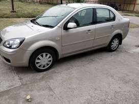 Ford fiesta petrol top variant 1,4