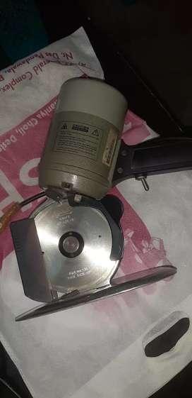 Cutter tailor machine