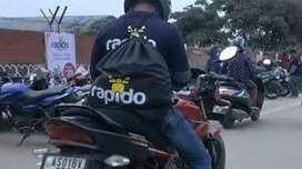 """""""Need Food Delivey boy"""" in Rapido"""