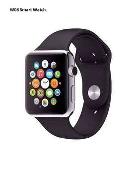SMART WATCH W08 WITH GSM SLOT AND BLUETOOTH