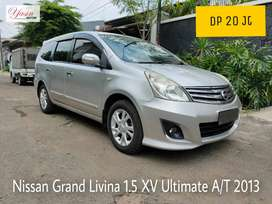 Nissan Grand Livina 1.5 XV Ultimate Matic 2013, Mobil Antik