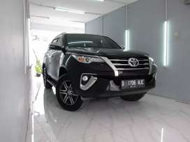 Toyota All New Fortuner G AT 2016 Hitam