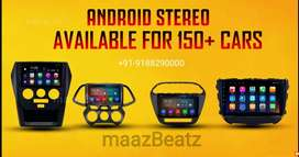 150+ cars Android stereo available