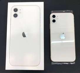 I-PHONE 11 WHITE