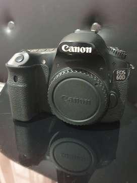 Canon 60D BO minus vignet