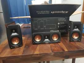 Klipsch reference theater 5.1 Home Theater Speakers
