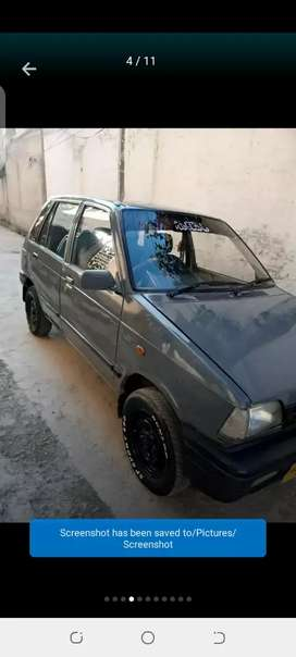 Suzuki Mehran best condition.
