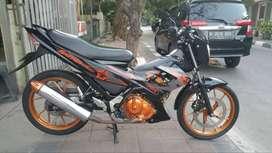 SATRIA FU150 Limited Edition Tahun 2014 (Plat T Kab.Subang)