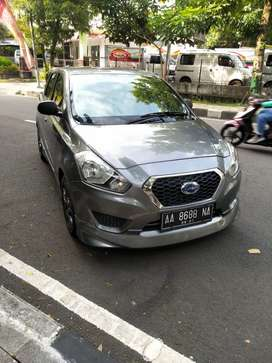 Datsun go 2016 bs TT kredit dp17