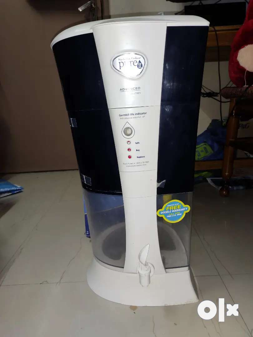 Pure It - Water filter - Water purifier 0