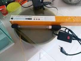 Lampu uv 35 watt untuk aquarium atau kolam