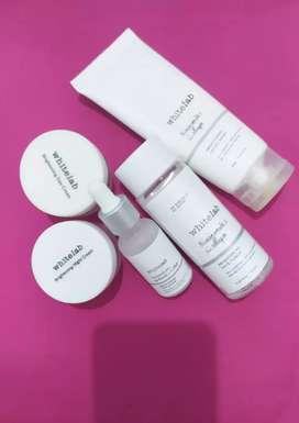 Skincare white lab