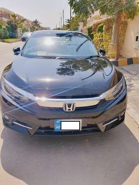 Honda Civic Full option 2021
