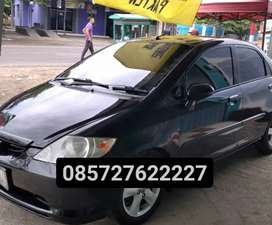 Honda City 2004 manual plat T