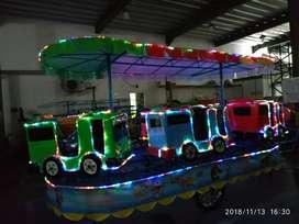 Kereta panggung robocar tayo NV mainan odong anak seru