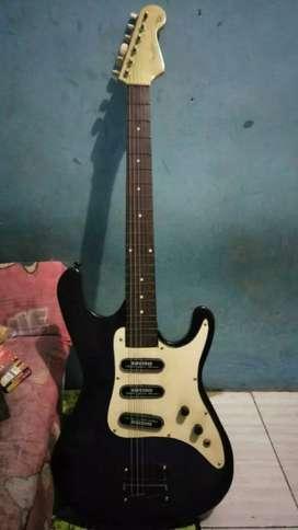 Gitar Electric Fender Telecaster Custom Star