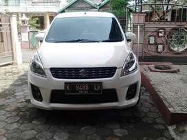 Mobil bekas istimewa Ertiga 2012