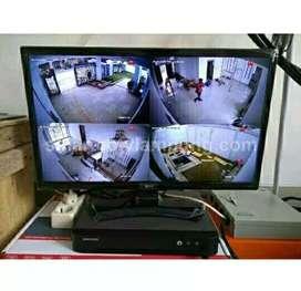 Paket cctv online solusi keamanan !!