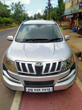 Mahindra XUV500 W6 2WD, 2013, Diesel