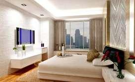 Bulanan View Keren Apartemen Green Pramuka City Studio